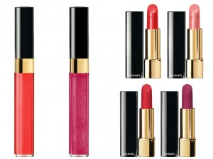 Chanel Spring 15 Makeup Collection