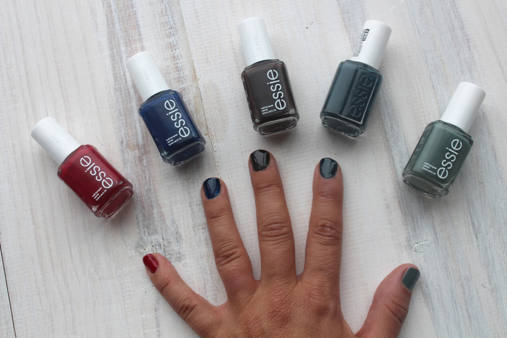 Essie fall collection 1