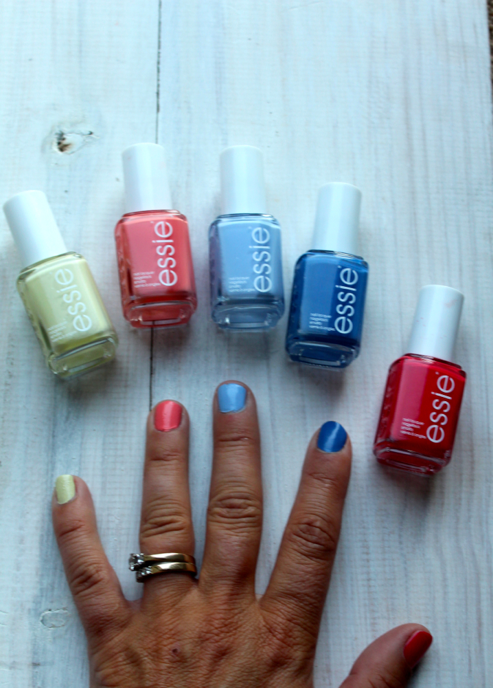 The Essie Summer 2015 Nail Collection - Shahnaz Loves Beauty