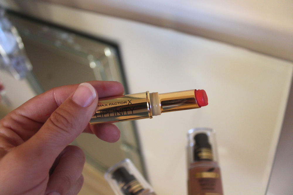 max factor infinity lipstick