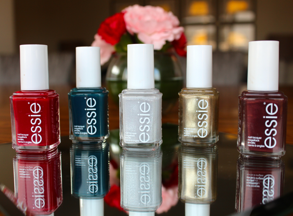 Essie new shades