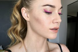Bright Makeup Trends for 2017