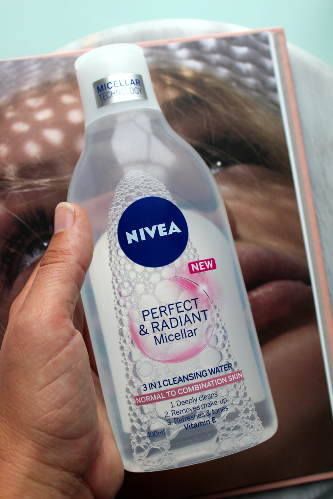 Nivea Perfect & Radiant Micellar
