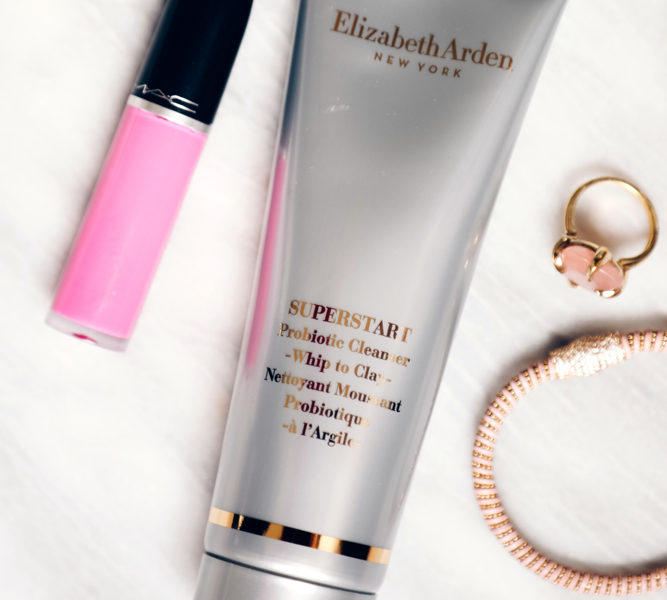 The Elizabeth Arden Superstart Probiotic Cleanser