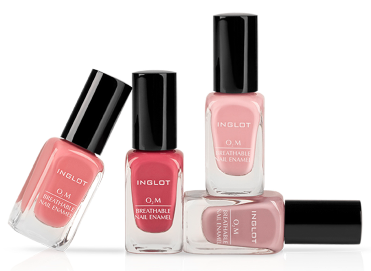 Inglot O2M Breathable Nail Polish - Shahnaz Loves Beauty