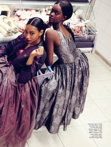 Elle South Africa - July 2014 (dragged) 2