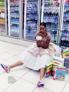 Elle South Africa - July 2014 (dragged) 4