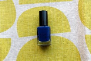 Bobbi Brown in Navy Nail Polish