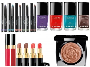 Chanel Summer 2015 Makeup Collection