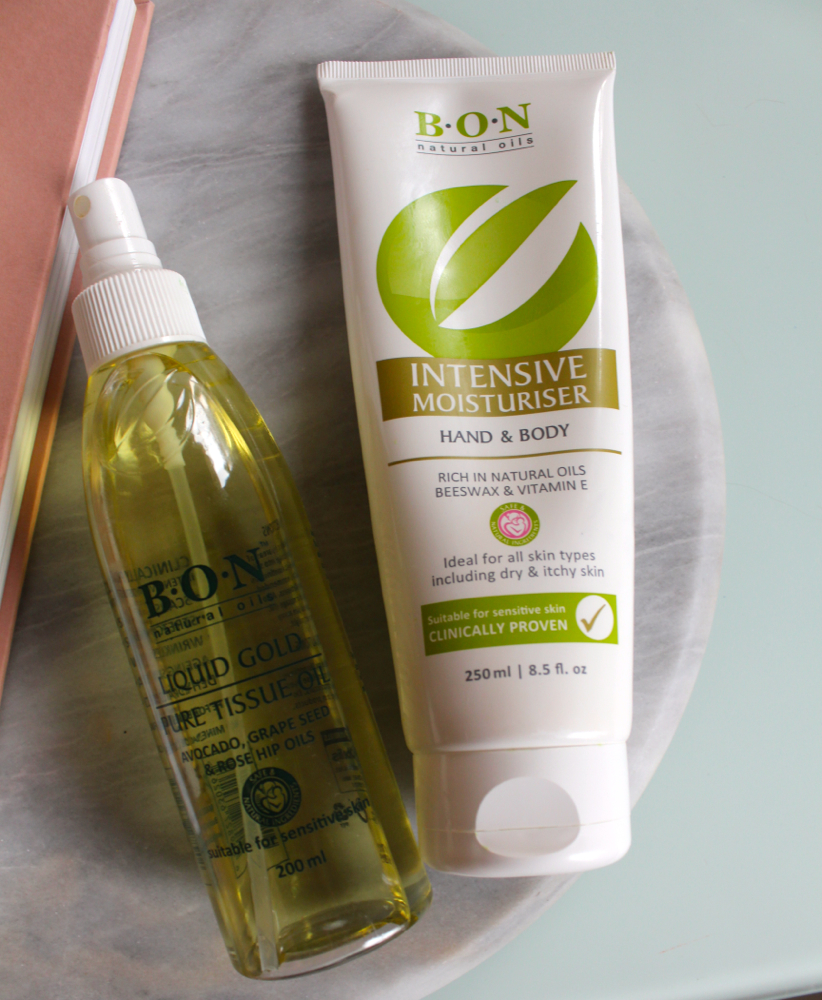 BON OIL AND BODY