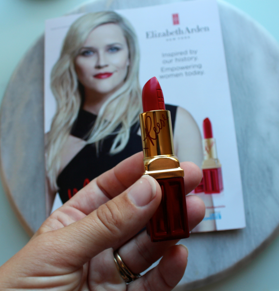 Elizabeth Arden And Reese Witherspoon March On For Women Shahnaz