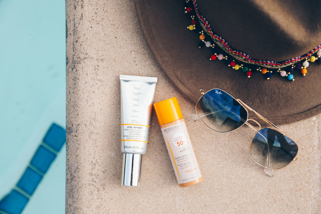 face sunscreens