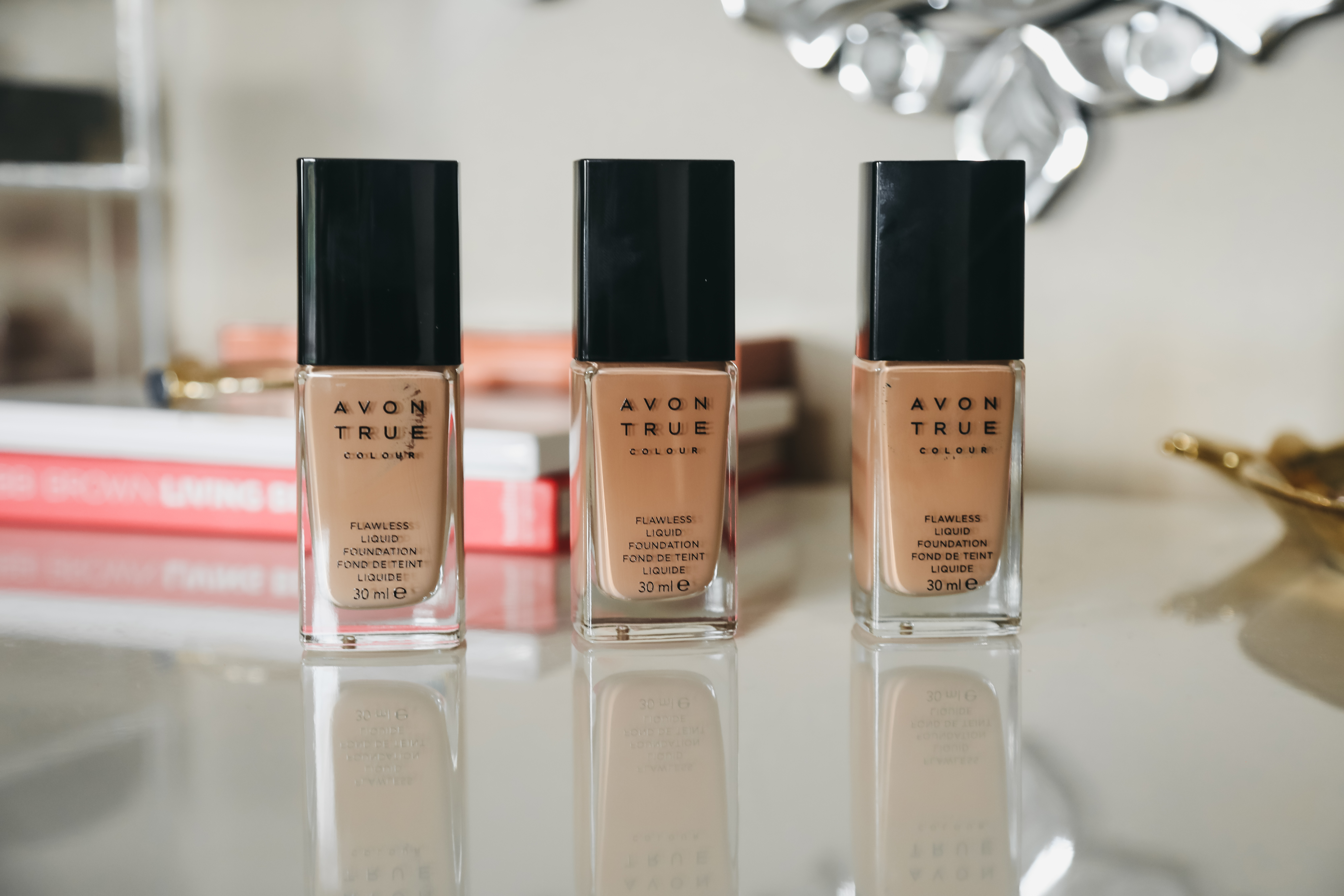 The Avon True Colour Flawless Liquid Foundation Review Shahnaz