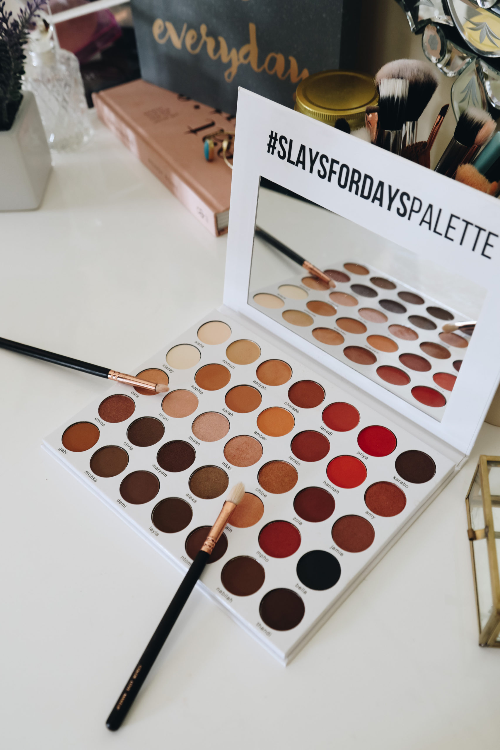 Swiitch Beauty Slays For Days Palette