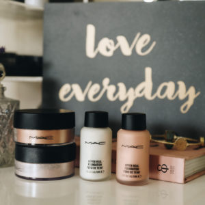 How To Get that Glow with Mac Cosmetics