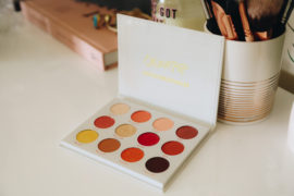 colour pop yes please palette