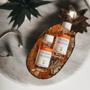 Get Your Glow on with Ren Ready Steady Glow Tonic