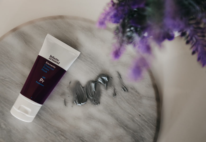 The Juliette Armand Charcoal Detox Mask + Giveaway