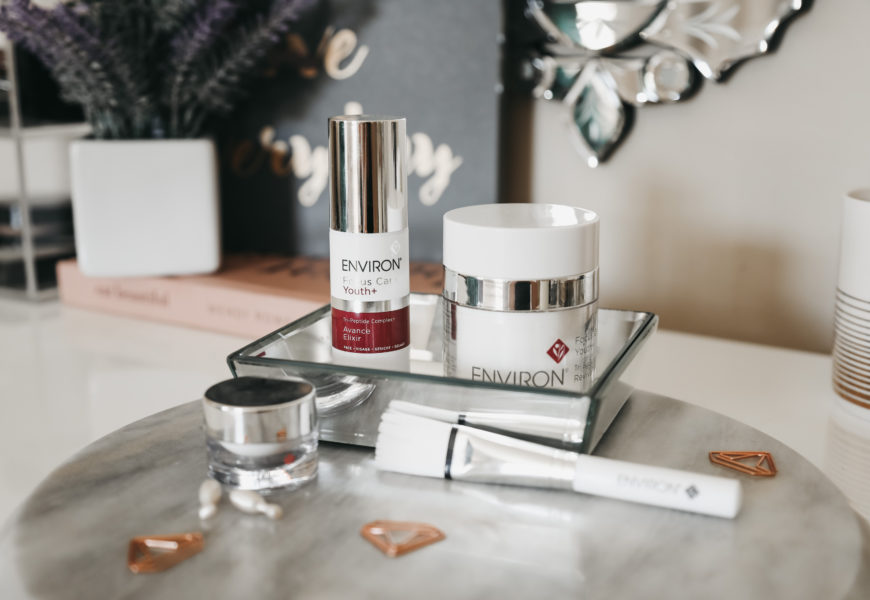 Focus on Flawless Skin with Environ Skincare + Giveaway