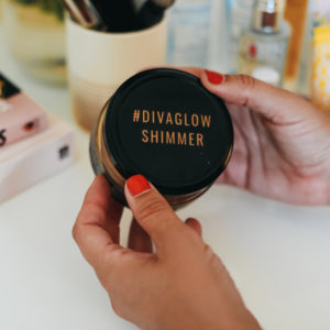 Get Your Glow on with The Eco Diva Shimmer Body Butter