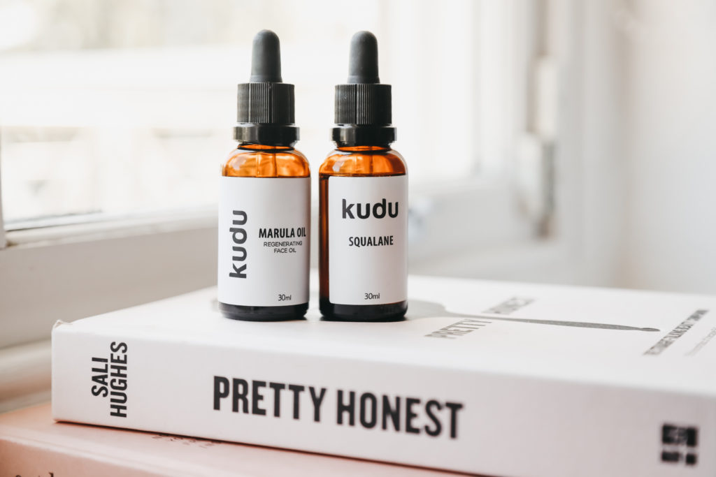kudu face oils