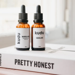 The Gorgeous Kudu Face Oils