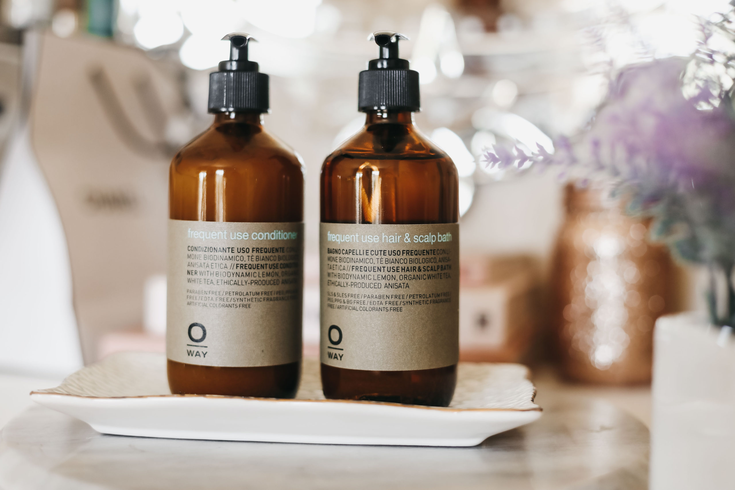Oway Oorganic Hair Products