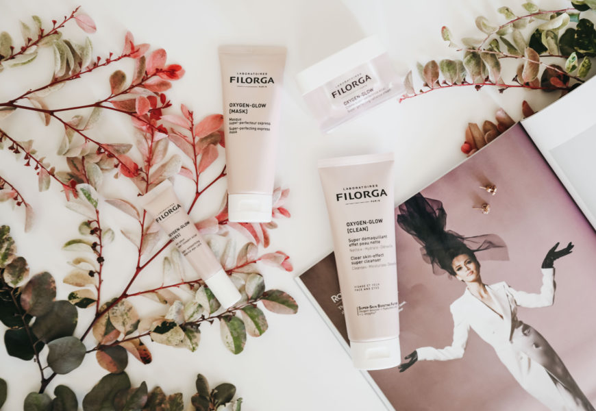 Get Your Glow on with Filorga Oxygen