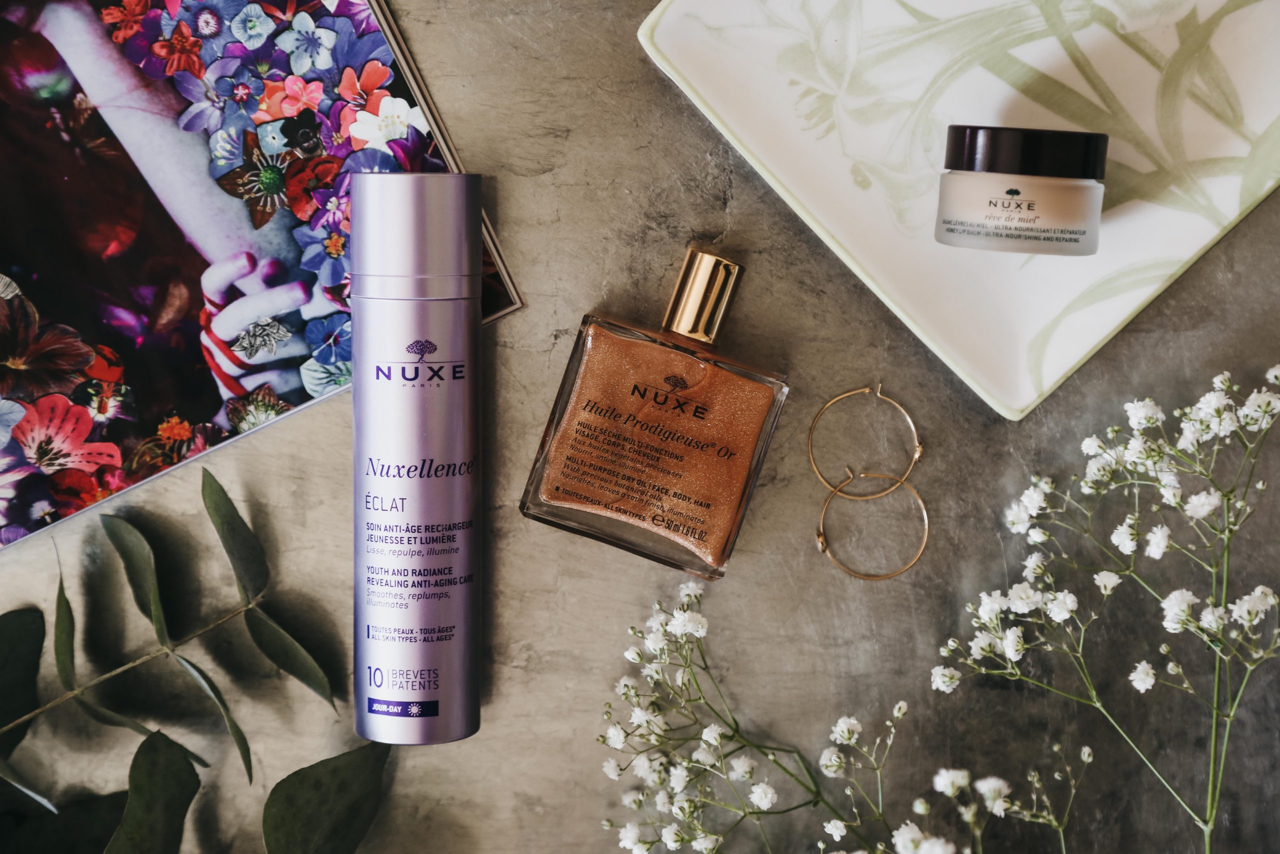 nuxe skincare