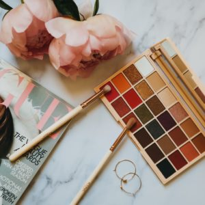 An Every Day Look with Revolution Makeup Soph X Palette