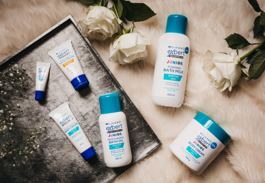 The Clicks Expert Skincare Range + Giveaway