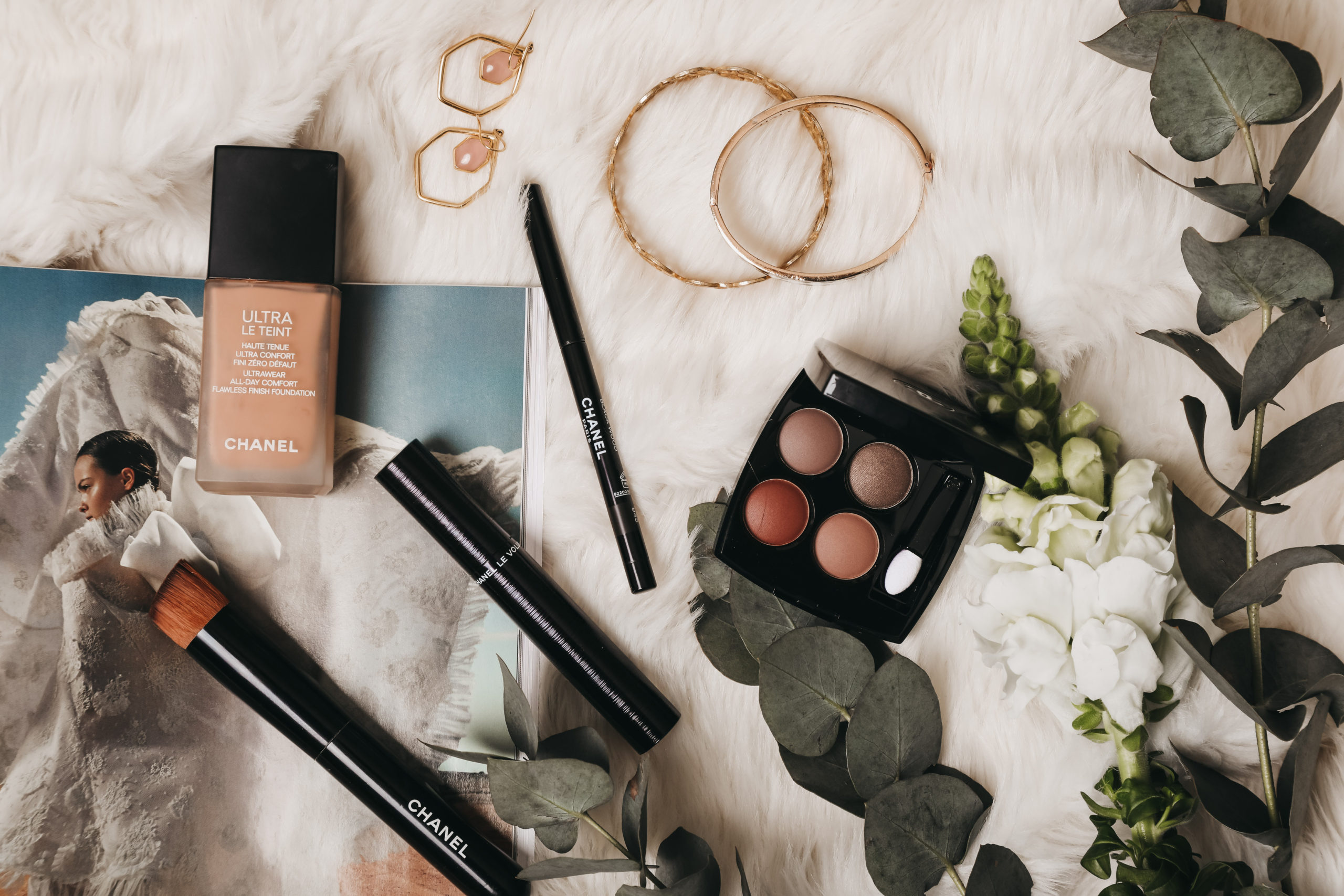chanel eye collection