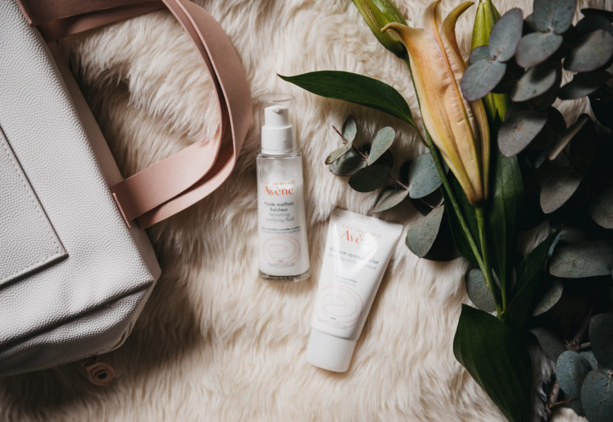 Get Gorgeous Skin with Avene