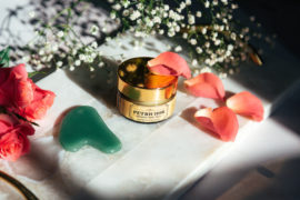 Petrichor Oils Miracle Rose Balm