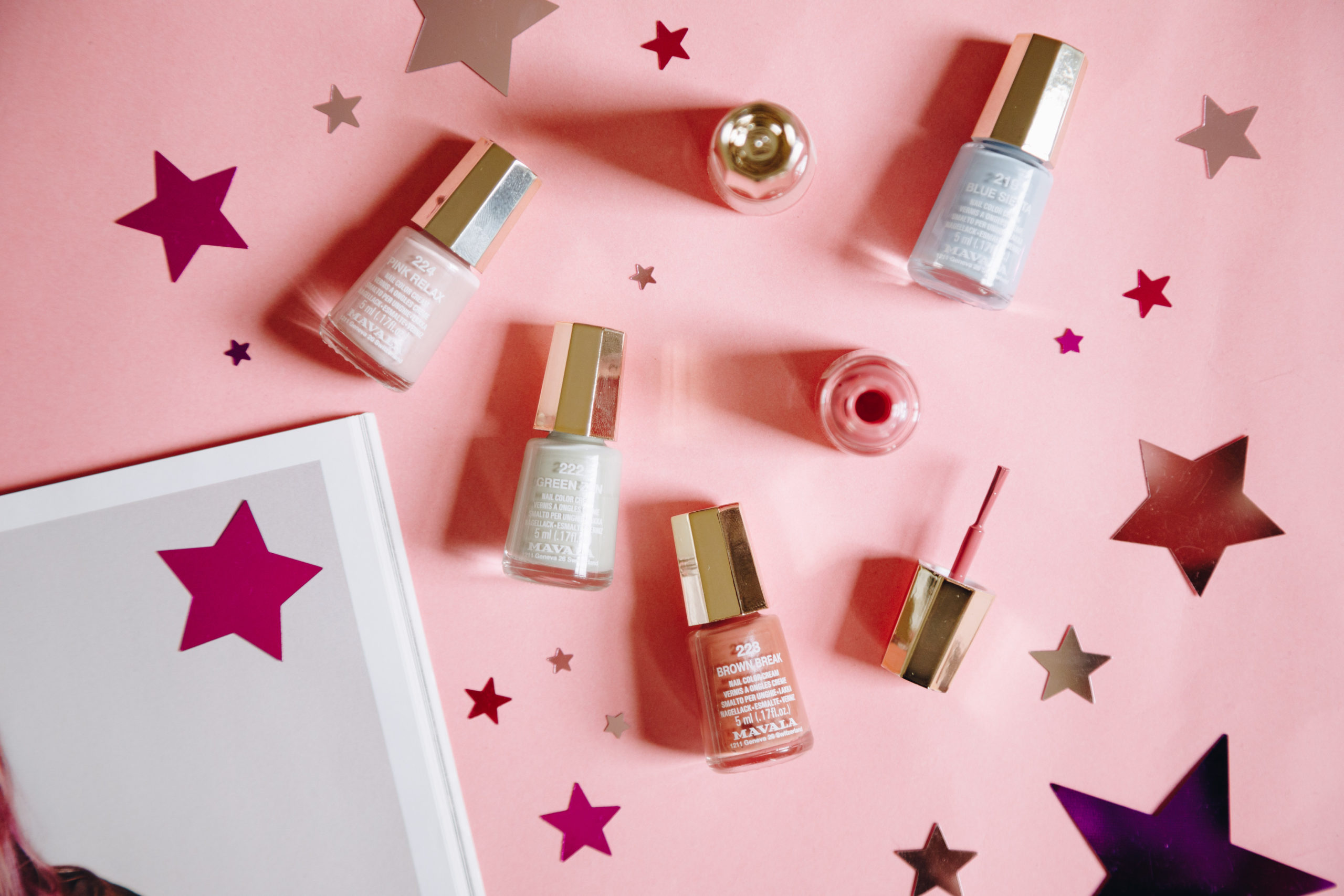 Mavala Chill and Relax Nail Collection